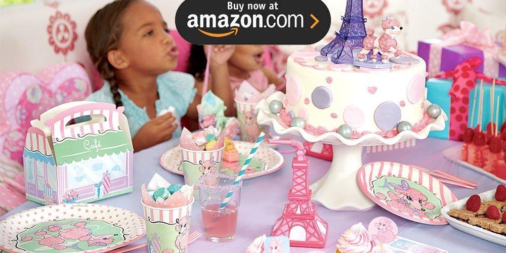 Pink Zebra Boutique Party Supplies