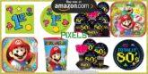 Pixels Party Supplies