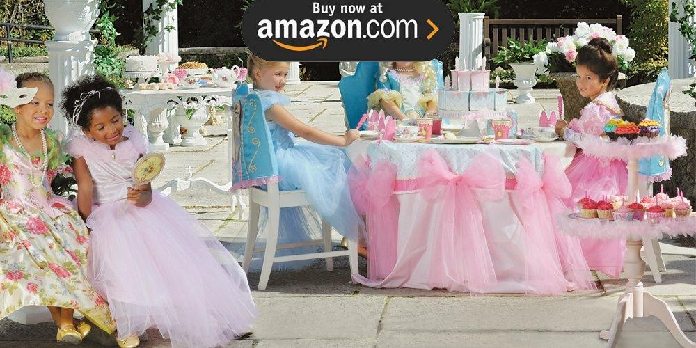 Princess Tea Party Supplies