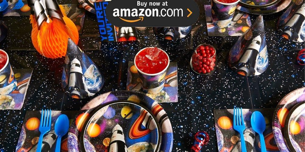 Space Blast Party Supplies