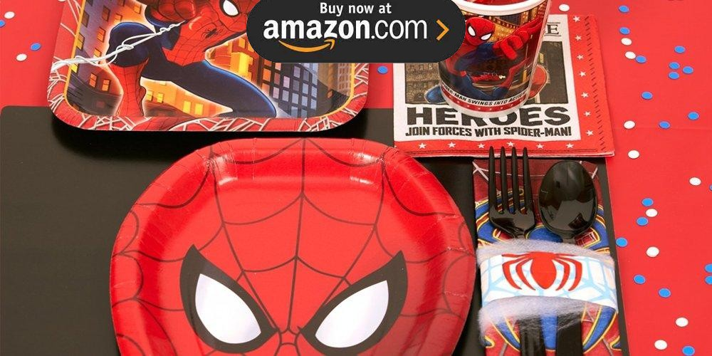 Spider Hero Dream Party Supplies