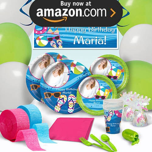 Splash Bash Party Supplies