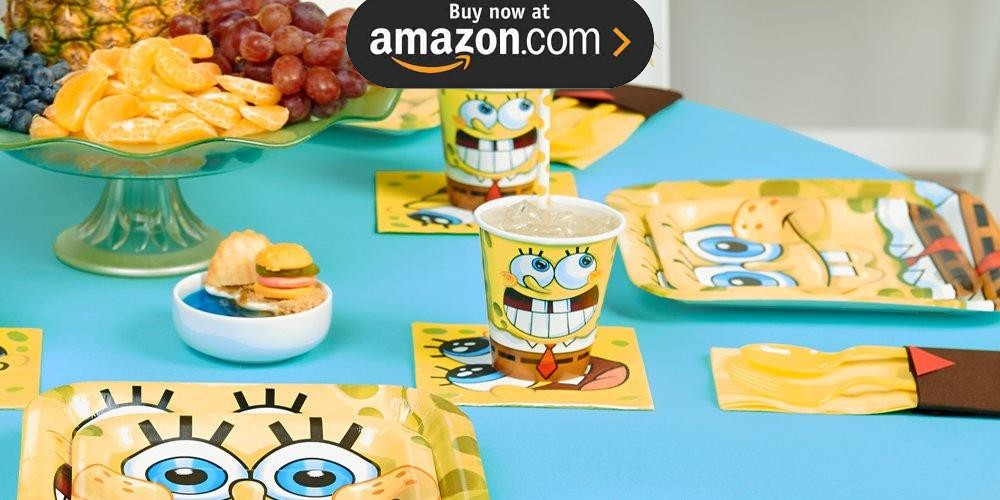 SpongeBob Classic Party Supplies
