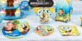 SpongeBob Personalized Party Supplies