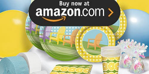 Sunny Chairs Party Supplies