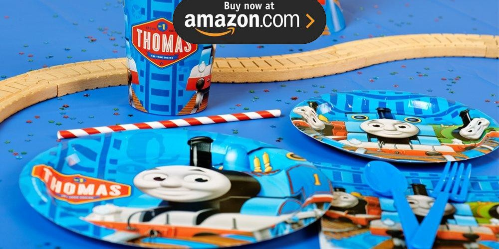 Thomas the Tank Party Supplies