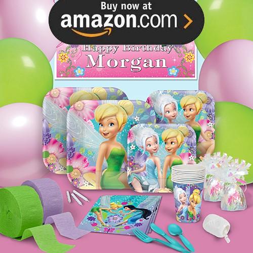 Tinker Bell Best Friends Party Supplies