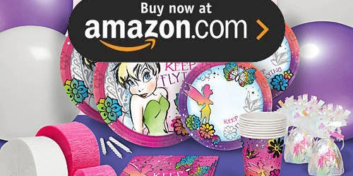 Tinker Bell Keep Flying Party Supplies