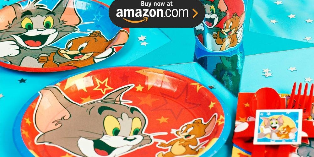 Tom and Jerry Party Supplies