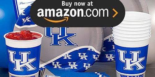 University of Kentucky Party Supplies