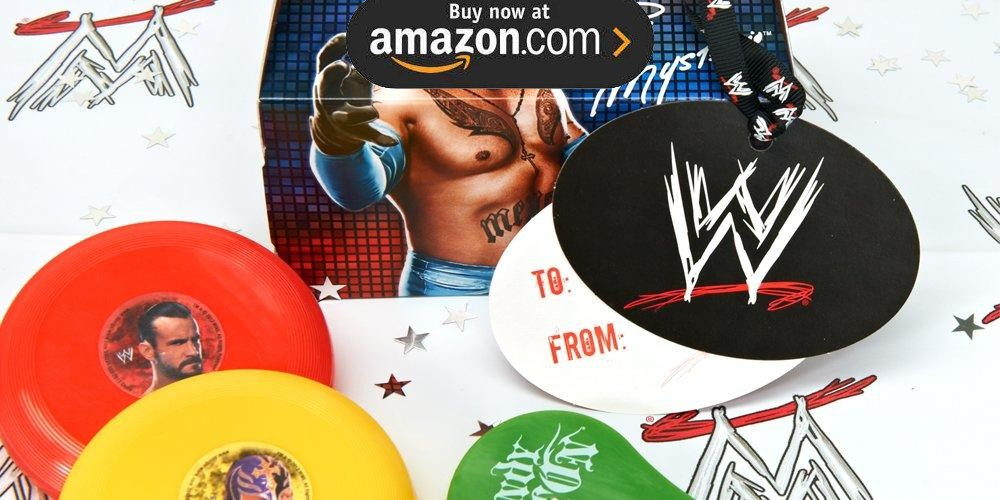 WWE Party Supplies