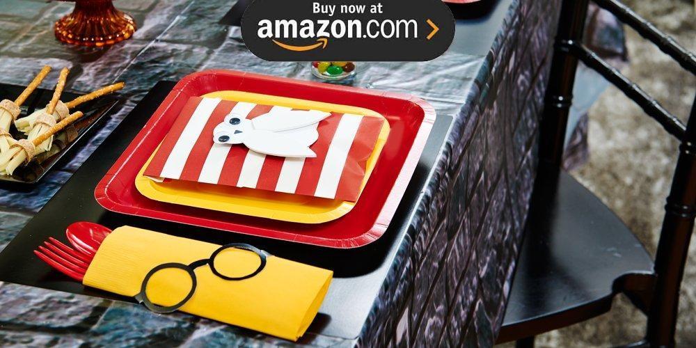 Wizard School Party Supplies