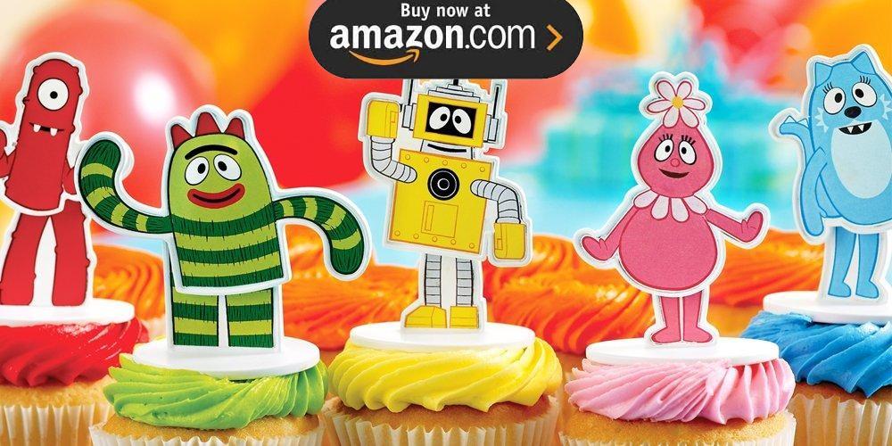 Yo Gabba Gabba 1st Birthday Party Supplies